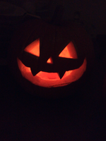 Happy Halloween from Mr.Jack-O-Lantern by InvaderBlitzwing