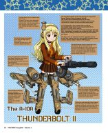 Machine Daughter - A-10A by pauldy