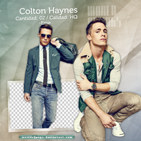 Pack png 552 - Colton Haynes by worldofpngs