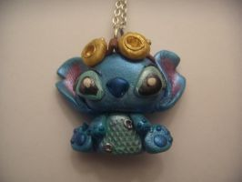 Steampunk Stitch! by XDtheBEASTXD