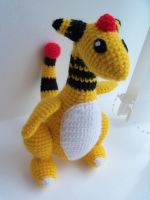 Ampharos by SioniWinwns
