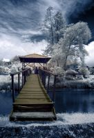Laguna de Plata Infrared 003 by otas32