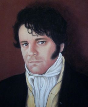 Mr. Darcy by tamie24