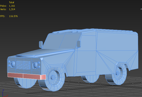 Land Rover WIP by nysaten
