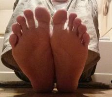 After Shower Soles by DustyOakes