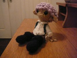 Small Elf Dolly by SteenMB