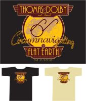 Thomas Dolby T-Shirt SET 2 by PaulSizer