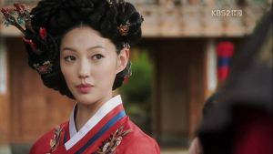Beauty of Hanbok in drama by ikiske