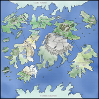 Anur World Map by Freesong