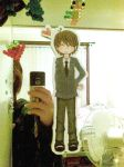 haruhi paperchild by naruwiskers
