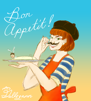 Crepe au lapin by A-Spastic-Dinocorn