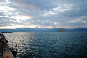 Nafplio city by CaNuCk19