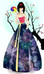 Hanbok by f34ever