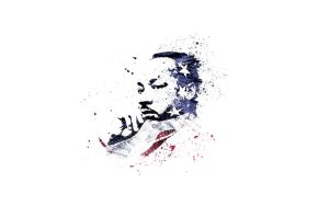 Martin Luther King by icantfindone