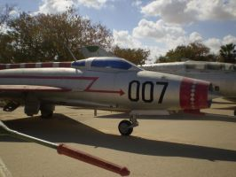 And there is not a plane of James Bond-Mig 21 by IDFRSS