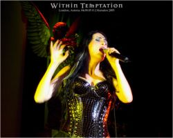 Within Temptation 2 by Elly-jM
