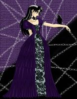 Gothic Princess by AmayaKouryuu