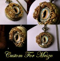 Custom Watch for Meszo by LadyPirotessa