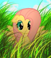 Oh, hello there little one! by DJ-Sky-Storm-117