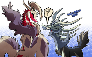 Xerneas you Better Give Another Shoot! by SoftMonKeychains