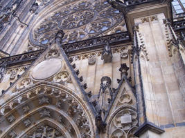 St. Vitus Cathedral - 2 by Ammoniite