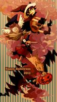 Halloween 2012 by sdPink