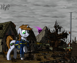 New to the Wasteland by AviatorGriffin