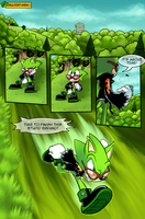 .:Scourge Eternal Blackout: Issue 2 page 12:. by 5courgesbestbuddy