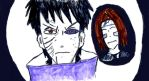 Obito-It's because you let Rin die by Fran48