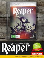 Reaper: Tale Of A Pale Swordsman ICON PACK by archnophobia
