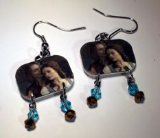 Rumbelle Earrings by KouranKiyo