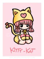 Kitty-Kat . color by porotto
