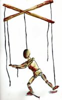 Puppet on a String by NotTheOne