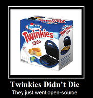 Twinkies. by warp2002
