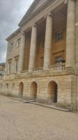 Basildon park, by VIRGOLINEDANCER1