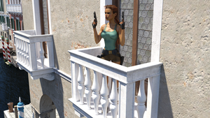 Tomb Raider 2, Venice by tombraider4ever