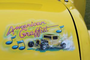 American Graffiti by KyleAndTheClassics