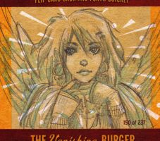 Angel of Hamburgers by batchix