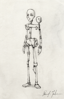 Robot sketch 2 by MorgonTupp