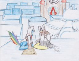 Equestria Creed by Streled