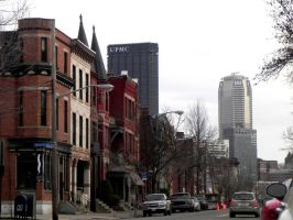 Pittsburgh Street by dmguthery