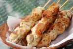 Rosemary Chicken Skewers by azuki13