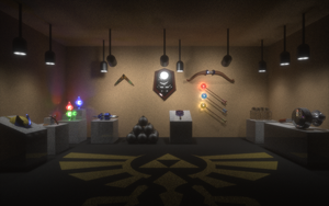 Ocarina of Time Items by DimensionSifter