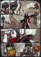TheCureRound2: Perforated pg6 by DoodlesandDaydreams