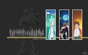 Eureka Seven by 4st4roth