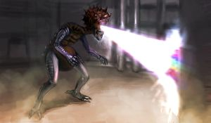 Mother's love by 3ihard