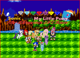 Sonic and MLP TEOC opening group pic by TJ0001