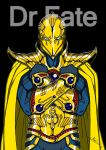 JLD - Dr Fate by IchiroHyuuga