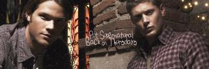 Put SPN Back on Thursday by Stephanieforever123