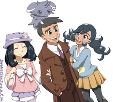 My family by JapaNeeSee